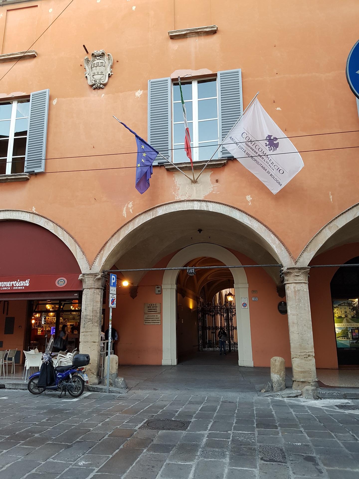immagine sede di Bologna Abiconf